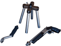 Standard Gun Parts View