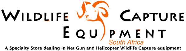 Wildlife Capture Equipment, South Africa